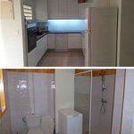 Cuisine-salle-de-bain-Appartement-location-Martinique